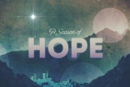 """Advent 1: Christ with Us, Living Hope""-Luke 4"
