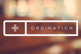 Ordination Service--Messages from Rev. David Linn and wife, Mrs. Barbara Linn