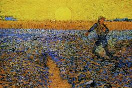 """The Sower Part 2 - Giving Yourself"" - 1 Thessalonians 1:1-10"