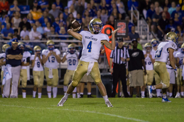 GAME OF THE WEEK PREVIEW: Brentwood seeks redemption against Ravenwood