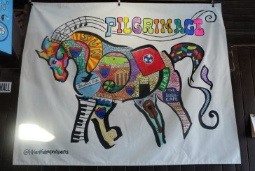 Pilgrimage Festival Day 2: Artist interviews and art show photos