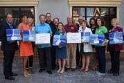 Darrell Waltrip Subaru donates blankets for cancer patients