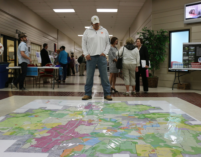 Envision Franklin looking for community input for city development