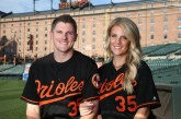 Franklin couple's romance went from Paradise Park to Camden Yards