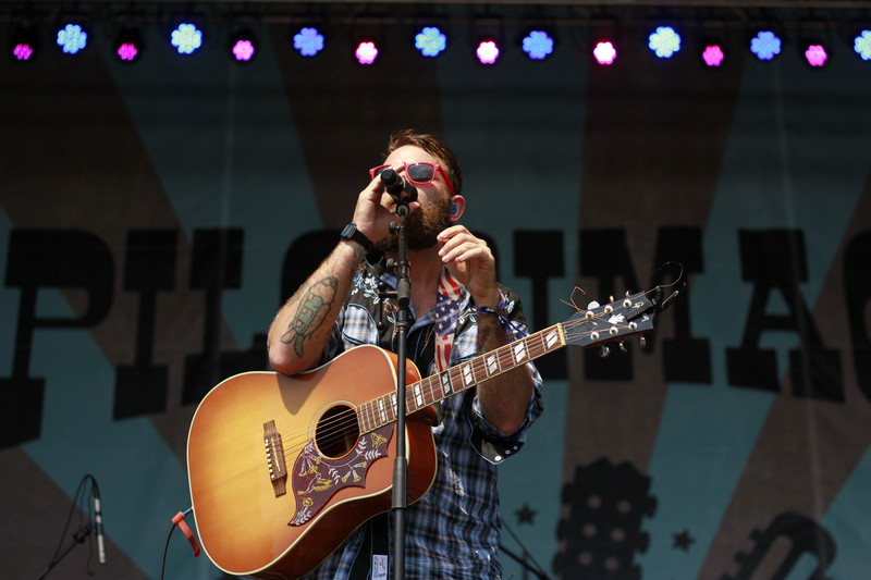 The Strumbellas make pitstop at Pilgrimage before tour with Cold War Kids