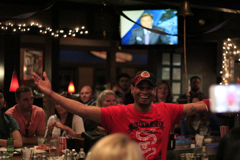 TGI Friday's hosts bar competition to fundraise for Second Harvest food bank