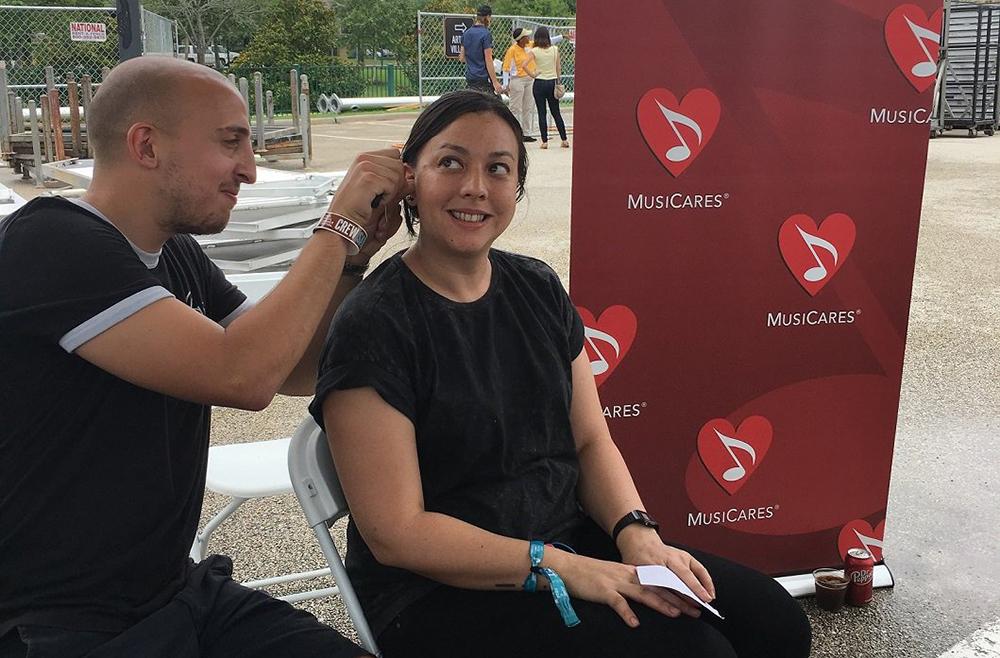 MusiCares, Vanderbilt help ensure hearing protection at Pilgrimage
