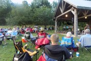 More music this weekend: Jazz in the meadow at Owl's Hill