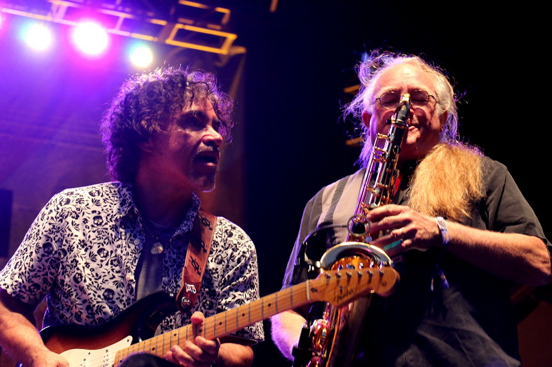 PHOTOS: Pilgrimage Festival closes out with legendary Hall & Oates