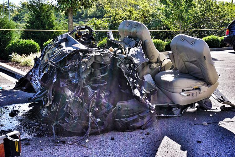 Police seeking help investigating violent crash off McEwen