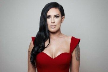 Rumer Willis, daughter of Bruce Willis and Demi Moore, in Franklin Oct. 28