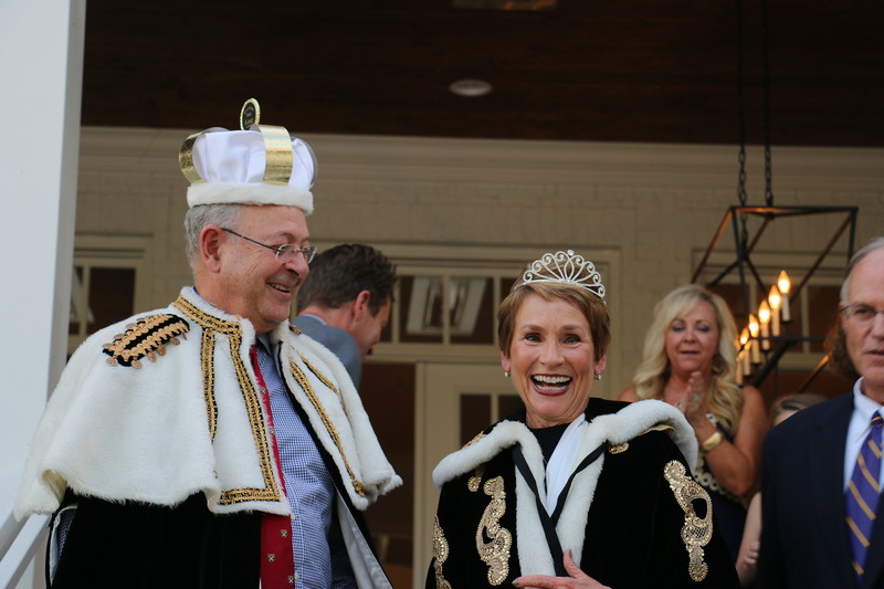 Heritage Ball thanks sponsors, names king and queen