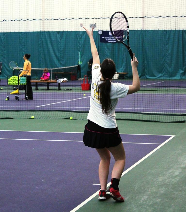 Registration is open for indoor, outdoor tennis clinics