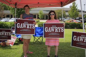 vote, voting, election day, steve gawrys