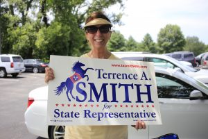 vote, voting, election day, terrence smith