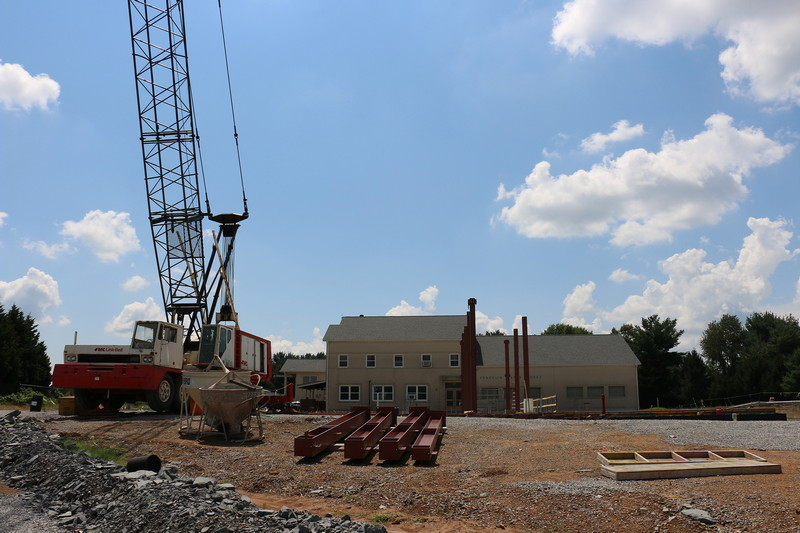 Franklin making progress with Water Treatment Plant upgrades