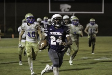 GAME OF THE WEEK PREVIEW: Centennial clashes with Henry County for region title