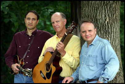Bluegrass trio 2nd Nature to perform at Brentwood Library next month