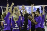 Brentwood volleyball four-peats as state champion
