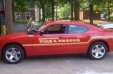 Brentwood donates surplus car to Kingston Springs Volunteer Fire Department