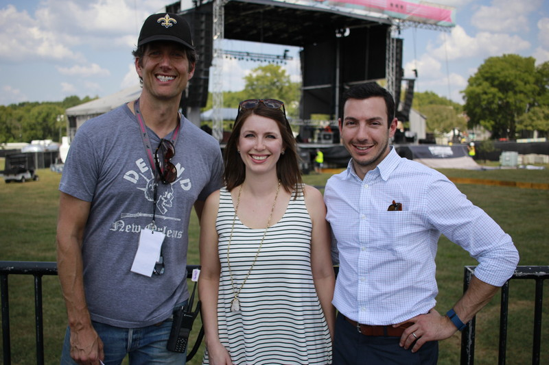 Local couple's Better Than Ezra love story wins them VIP Pilgrimage tickets