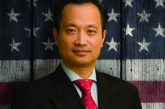 Eye surgeon Wang will debut autobiography at Franklin event