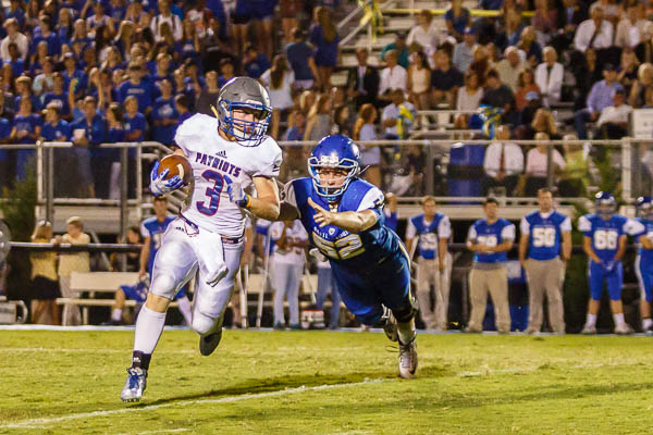Page ground attack overpowers BGA