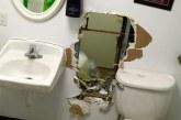 Burglars breach nail salon wall to break into Franklin phone store