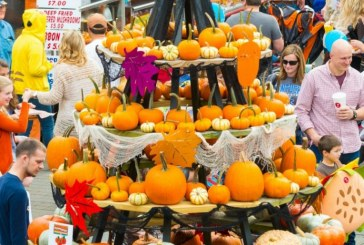 $1 shuttle service aims to ease parking for Pumpkinfest