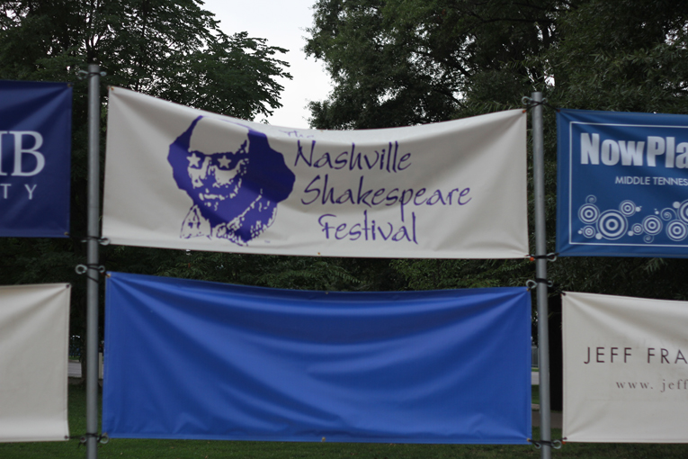 First-ever Shakespeare in Academy Park opens this week