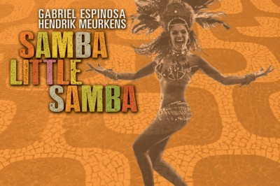 "CD release concert for ""Samba Little Samba"""