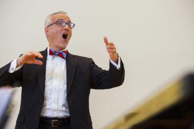 Mark Babcock Elected to Lead Iowa Choral Directors