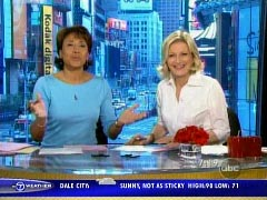 Robin Roberts, ABC Anchor and Diane Sawyer, ABC Anchor | NewsBusters.org