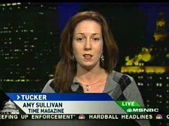 Amy Sullivan, Time Magazine Senior Editor | NewsBusters.org