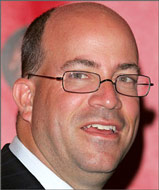 Jeff Zucker File photo by Getty Images, via USAToday.com | NewsBusters.org