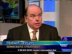 Still Shot of Bob Shrum, May 19
