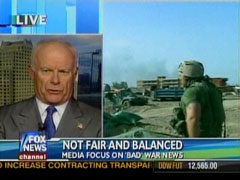 Colonel David Hunt on Fox & Friends, May 23