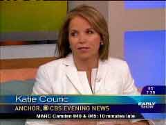 Still Shot of Katie Couric, May 28