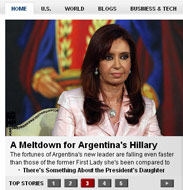 Screencap of Time.com from June 3, 2008 | NewsBusters.org