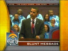Still Shot of Barack Obama, June 16