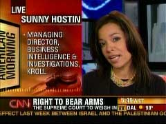 Sunny Hostin, CNN Legal Analyst | NewsBusters.org