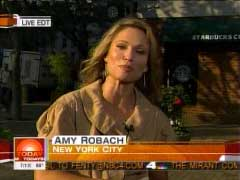 Amy Robach, NBC Correspondent | NewsBusters.org