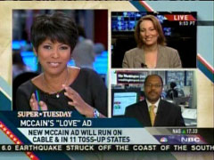 Tamron Hall with Jill Zuckman and Kevin Merida, MSNBC News Live | NewsBusters.org