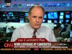 Jack Cafferty, CNN Anchor | NewsBusters.org