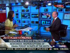 Contessa Brewer with Christopher Dickey, MSNBC News Live | NewsBusters.org