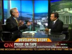 Wolf Blitzer, CNN Host & Ron Suskind, author | NewsBusters.org