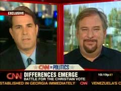 Rick Sanchez, CNN Anchor & Rick Warren, Pastor | NewsBusters.org