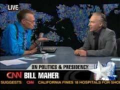 Larry King, CNN Host & Bill Maher, HBO Host | NewsBusters.org