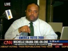 Roland Martin, CNN American Morning| NewsBusters.org