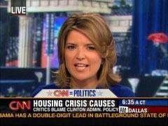 Christine Romans, CNN American Morning | NewsBusters.org